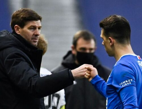 Ryan Jack: Rangers boss Steven Gerrard to give midfielder time to recover from calf surgery