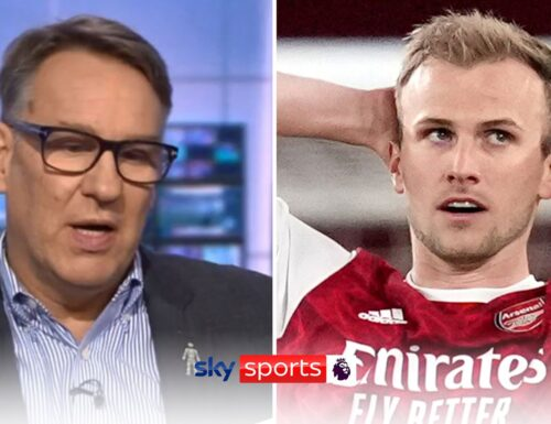 Paul Merson says: Arsenal need a long-term plan, and it needs to start now!