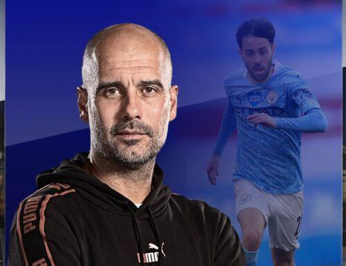Man City's title win: How Pep Guardiola returned to 'first principle' of possession with Bernardo Silva